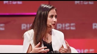 [190711] Prilly Latuconsina as Speaker at RISE Conference in Hongkong. (Live Instagram)