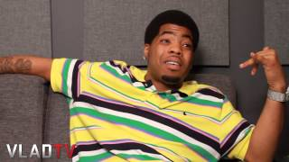 Webbie Details 106 & Park Drama & Battery Arrest