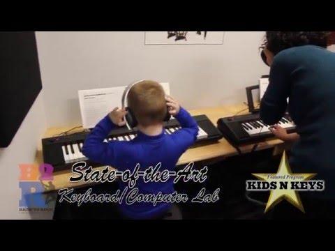 Bach to Rock Bristow: Kids n Keys Program