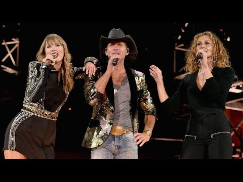 Watch Taylor Swift Perform With Tim McGraw and Faith Hill at Her Nashville Show
