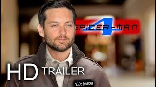 SPIDER-MAN 4 TRAILER (2020) Tobey Maguire, Tom Hardy(Fan Made)