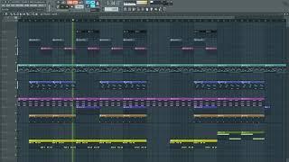 Juice WRLD - Bandit ft. NBA Youngboy (instrumental) + FLP