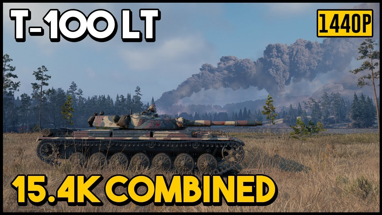 T-100 LT - How to spot on Studzianki - World of Tanks