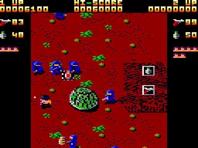 Jouez à Ikari Warriors sur Amstrad CPC grâce à nos bartops et consoles retrogaming