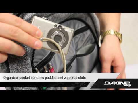 Der Dakine Factor Pewter 20L Rucksack für Schule, Uni & Freizeit