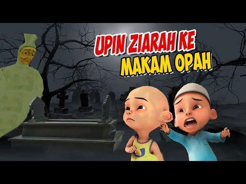 upin-ipin-ziarah-ke-makam-opah-di-bulan-ramadhan-,-ipin-takut-!-gta-lucu