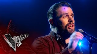 Craig Ward performs 'Always A Woman': Blind Auditions 3 | The Voice UK 2017