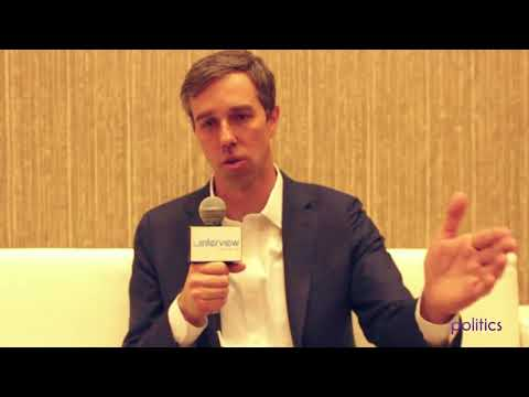 Texas Democratic Senate Nominee Beto O'Rourke On Ted Cruz, Gun Reform, Rejecting PAC Money