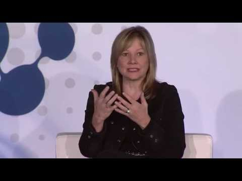 The Future of Personal Mobility with Mary Barra, Chairman & CEO, General Motors Company