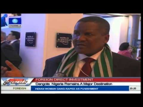 Nigeria Remains A Major Destination For Foreign Direct Investment- Dangote
