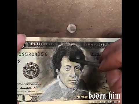 Rocky Money Art