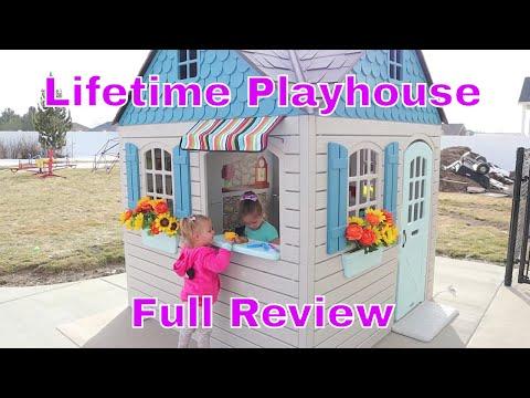 Lifetime Playhouse Model 90980