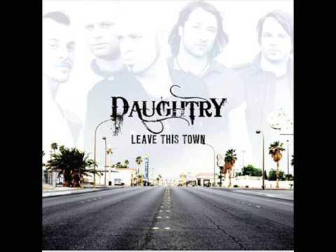 Daughtry- Everytime You Turn Around (w/ lyrics)