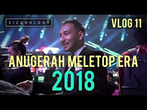 ZIZANOLOGY   Anugerah MeleTOP Era 2018