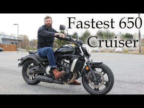 The 650cc Harley Killer (Kawasaki Vulcan 650 S)