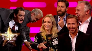 UK Versus The USA On The Graham Norton Show!