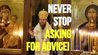 How can I become a saint? (Bp. Teofil)