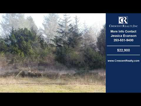 Land For Sale Ocean Shores WA Real Estate 0.29-Acres $22900