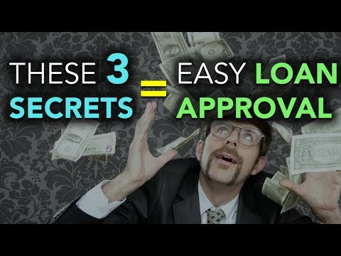 Loan Underwriting – The Three C's