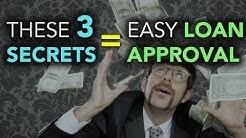 Loan Underwriting - The Three C