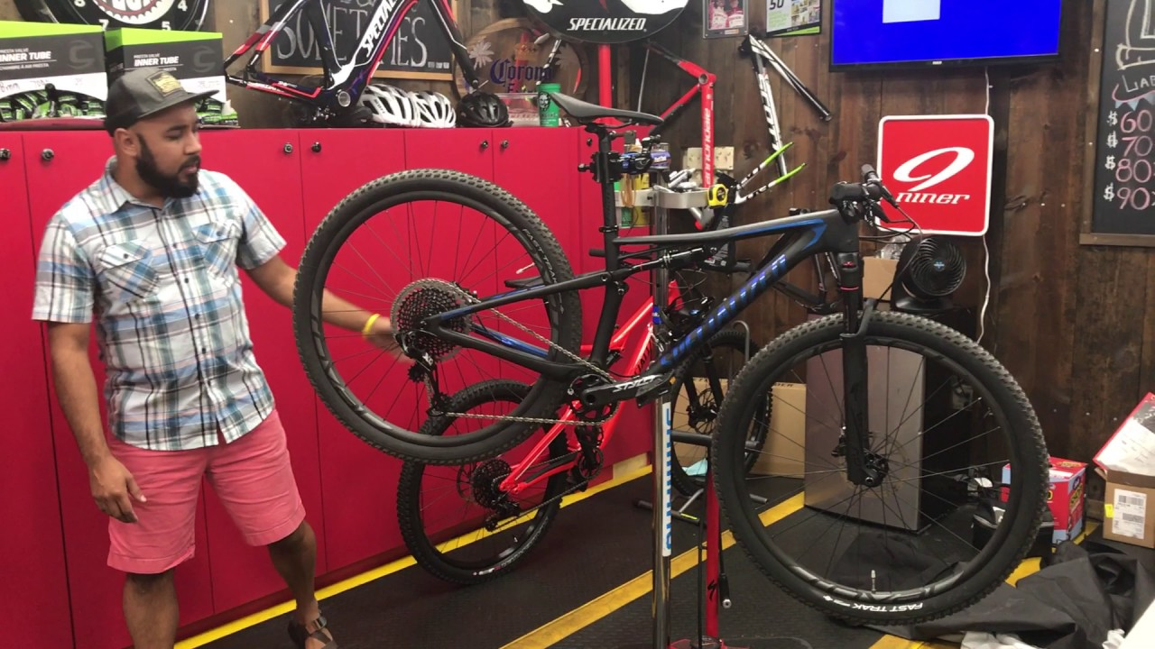 87d44fc7300 2018 Specialized Epic Full suspension leaked!! ( in depth tour ...