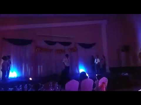 kinshasa -new year 2018-Group Dance
