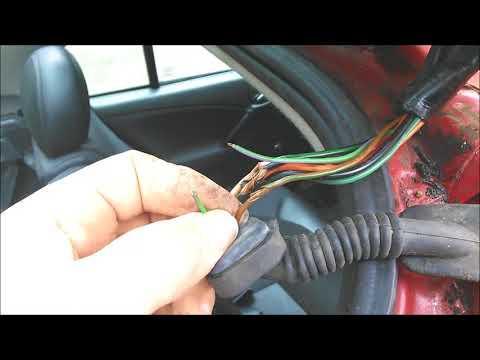 rover 25 rear wiper repair youtube F150 Tailgate Parts