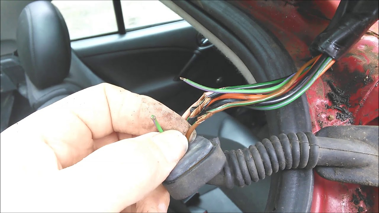 rover 25 rear wiper repair [ 1280 x 720 Pixel ]
