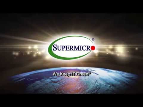 Supermicro Green Computing Chinese Subtitle