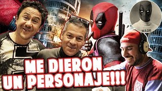 Close up al Doblaje de Deadpool 2. Mira cómo se grabó!!!