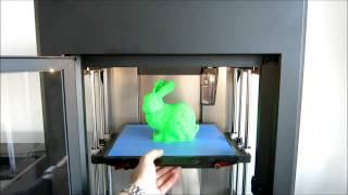 Testdruck MakerBot Replicator Z18 (thing88208)