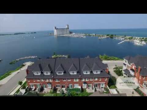 The New Shipyards - Aerial View - Spring 2019