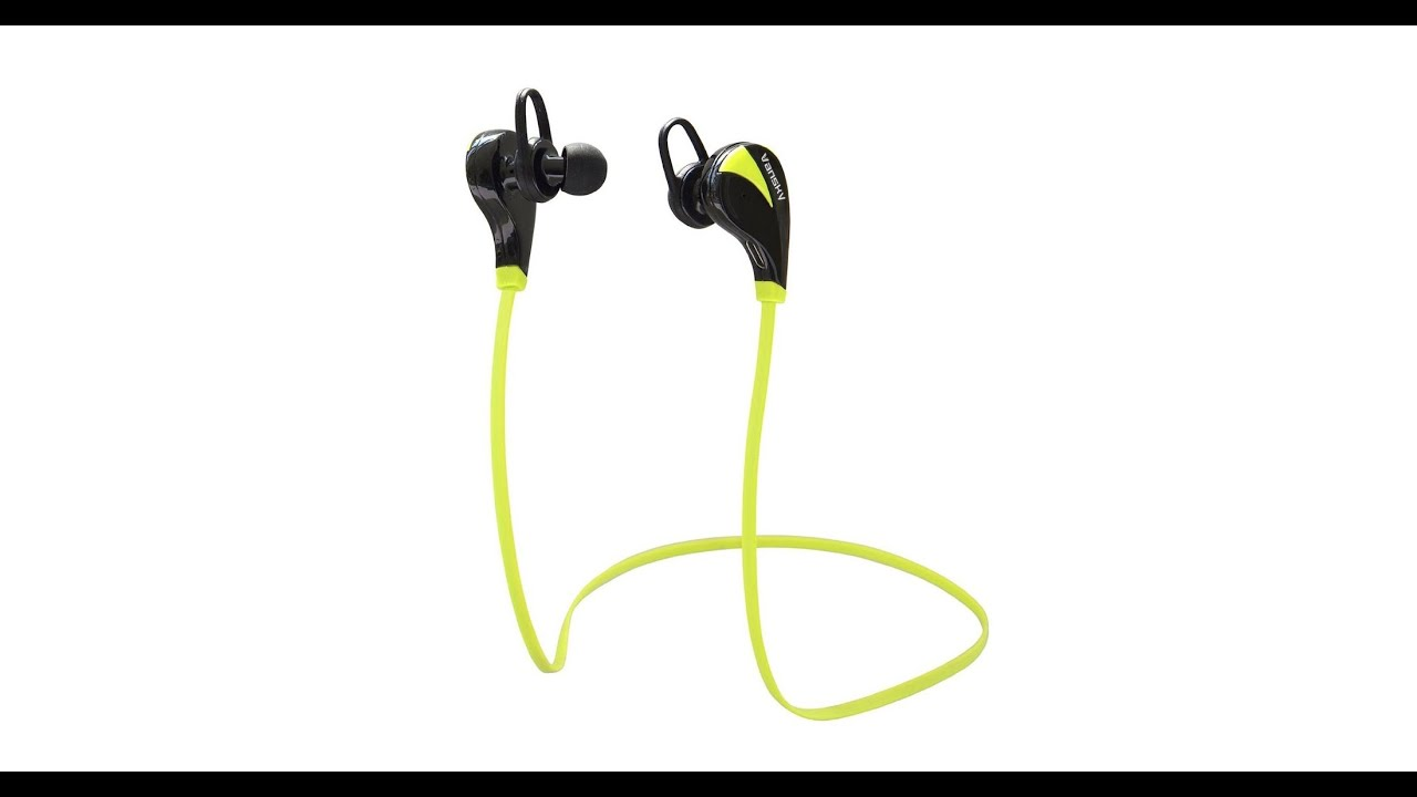 vansky bluetooth earbuds unboxing review youtube. Black Bedroom Furniture Sets. Home Design Ideas