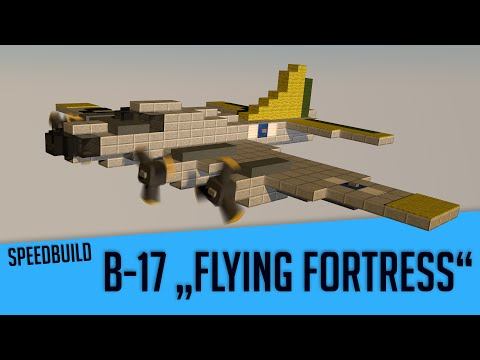 "SPEEDBUILD #9 Boeing B-17 ""Flying Fortress"" [+Download]"