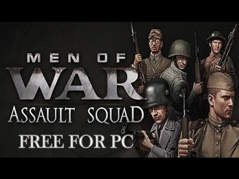 How To Download Men of War. Assault Squad Free For PC (SIMPLE)