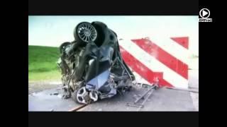 Crash Test À 190 Km/ H !