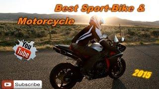 Best Sport Bike & Motorcycle 2015 August  - Speed In The World Bike ( Kawasaki Ninja H2. 636)