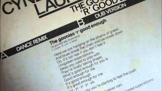 Cyndi Lauper - The Goonies r good enough dance remix (HD)