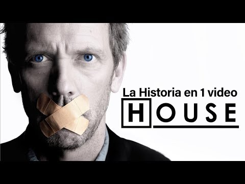 Dr House I La Historia en 1 Video