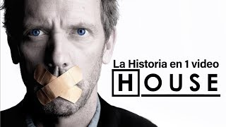 Dr House I La Historia en 1 Video