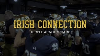 Notre Dame Football ICON - Temple