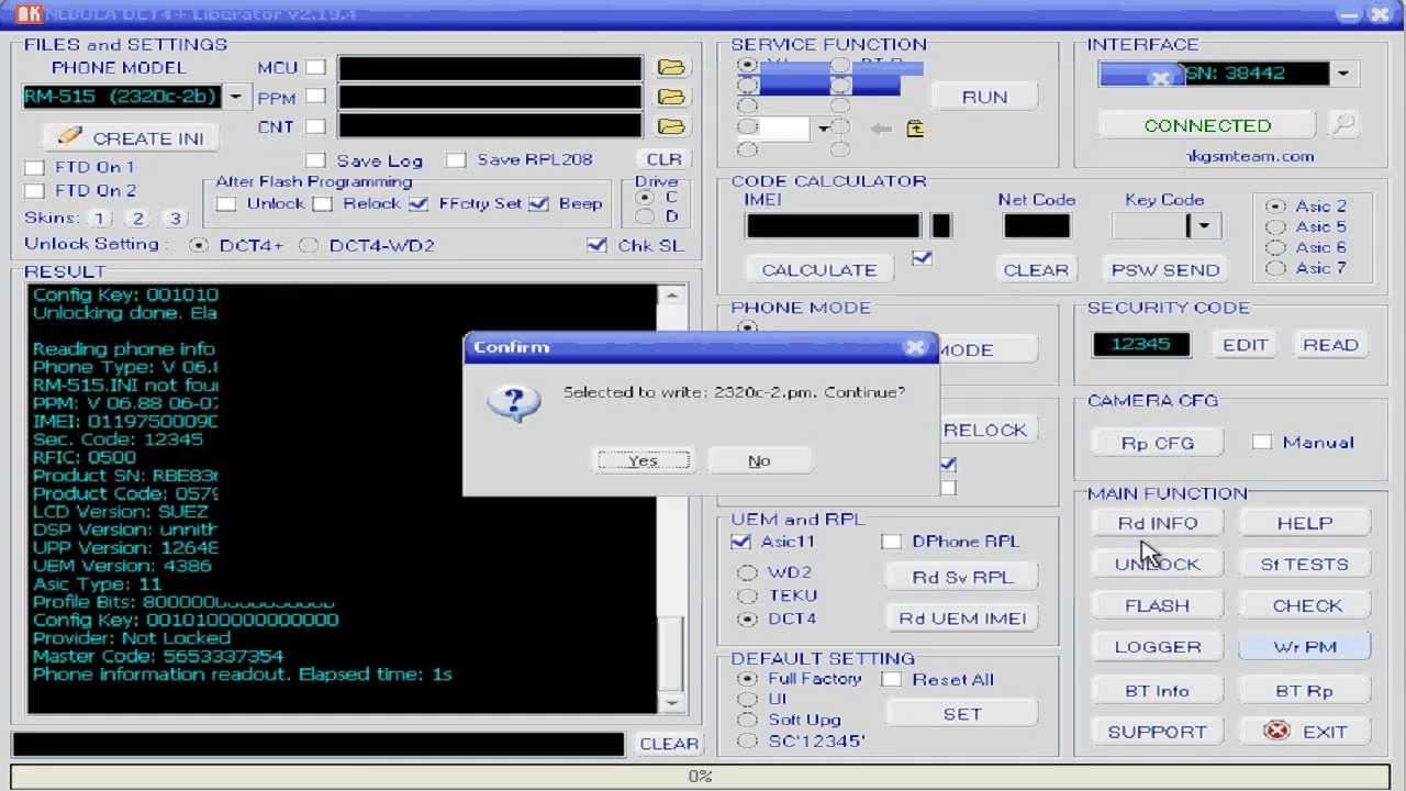 gratis calculadora crux unlocker v5.0
