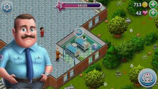 My Hospital Android Gameplay Hospital Tycoon HD