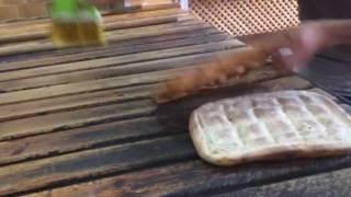 Diyarbakır taş fırın ekmeği