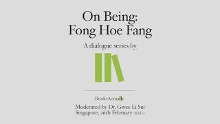 On Being Fong Hoe Fang - Excerpt from That We May Dream Again