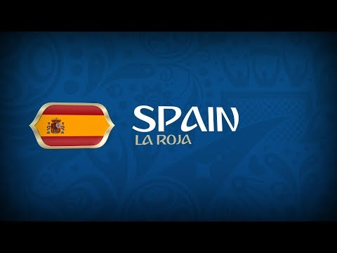 SPAIN Team Profile – 2018 FIFA World Cup Russia™