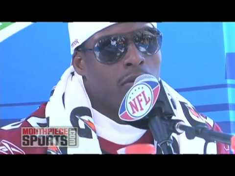 Adrian Wilson Seeing Persistence Paying Off at the Super Bowl
