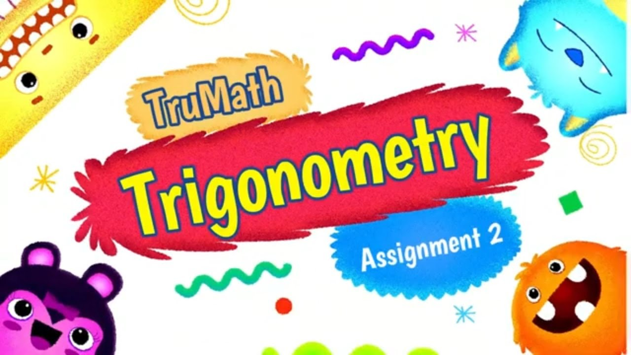 Sum and difference formulas Trigonometry Class 11 | Assignment 2 Discussion | Attempt each question