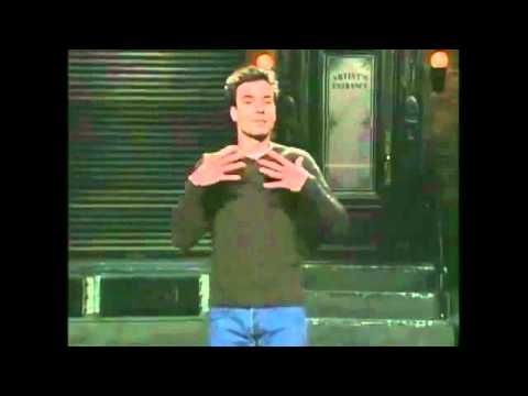 AUDITION TAPE: Jimmy Fallon auditions for Saturday Night Live SNL