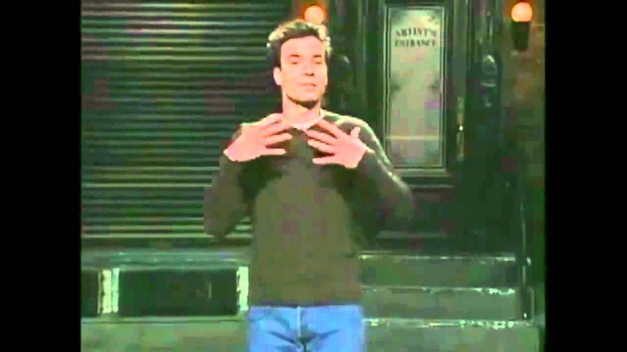 AUDITION TAPE: Jimmy Fallon auditions for Saturday Night Live SNL - YouTube Jimmy Fallon Snl